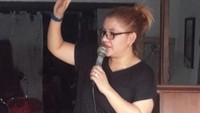 <p>Serevina sendiri merupakan seorang pendeta wanita, Bunda. (Foto: Facebook Serevina Silaen)</p>