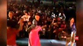 VIDEO: Gelar Dangdutan, Wakil Ketua DPRD Tegal Jadi Tersangka