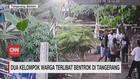 VIDEO: 2 Kelompok Warga Terlibat Bentrok di Tangerang