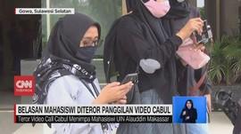 VIDEO: Belasan Mahasiswi Diteror Panggilan Video Cabul