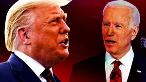 Debat Perdana Capres AS