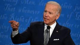 Ketika Joe Biden Lontarkan Insyaallah di Debat Capres AS