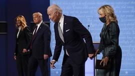 Ilmuwan Amerika Serikat Lega Joe Biden Kalahkan Donald Trump