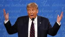 Trump Mengaku Tak Akan Akui Hasil Pilpres jika Dimanipulasi