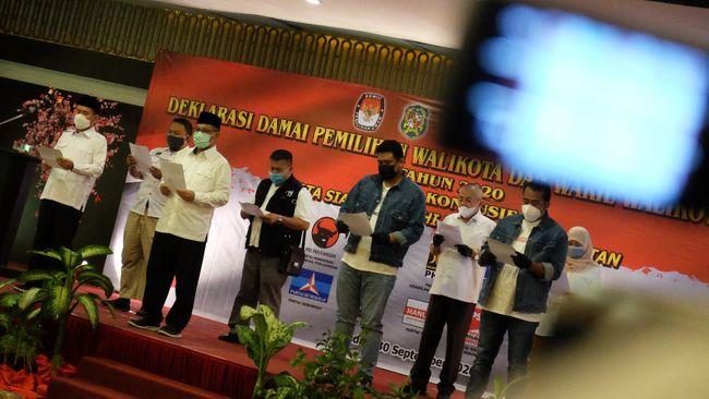 Beberapa warga Medan menyatakan akan tetap mencoblos pilihan mereka, meski Pilkada 2020 digelar di tengah pandemi virus corona.