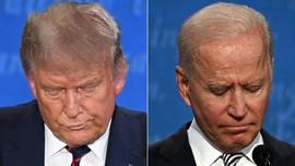 Debat Kedua Trump-Biden, Panitia Akan Putus Mic Jika Menyela