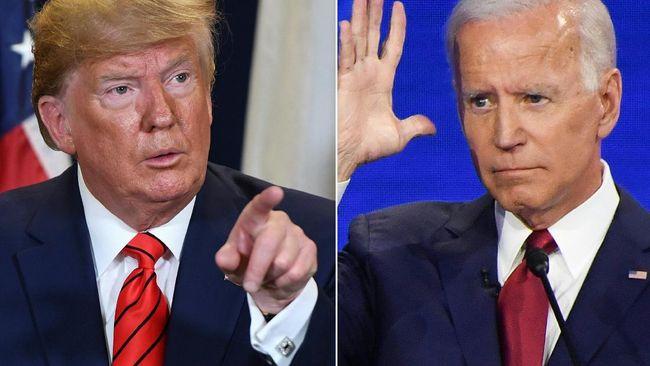 Presiden Amerika Serikat Joe Biden membatalkan sejumlah kebijakan pendahulunya, Donald Trump, yang banyak mengundang kontroversi.