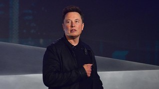 Elon Musk Bakal Investasi US$30 M di Perusahaan Internet