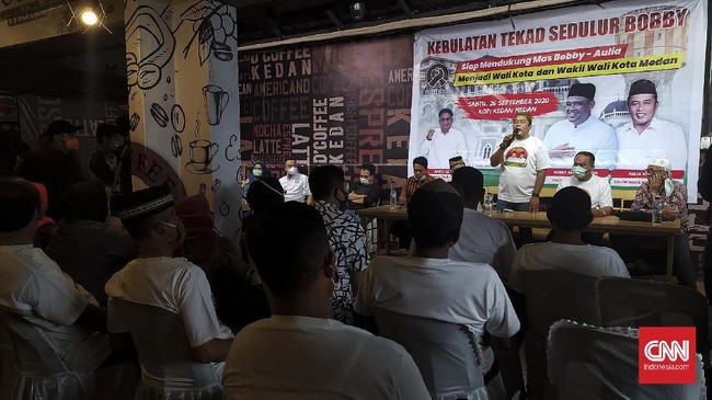Masa kampanye Pilkada 2020 sudah dimulai. Sejumlah calon kepala daerah langsung tancap gas menyerap aspirasi masyarakat sekaligus sosialisasi janji-janji.