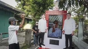 FOTO: Semarak Kampanye Pilkada di Tengah Pandemi