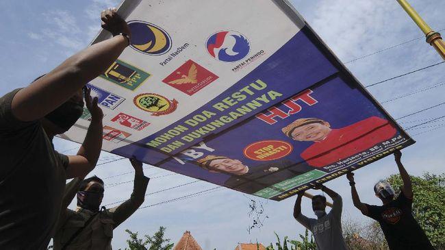 KPU menemukan para kandidat Pilkada 2020 masih mengutamakan kampanye tatap muka atau sebanyak 77 persen dari 4.196 kegiatan.