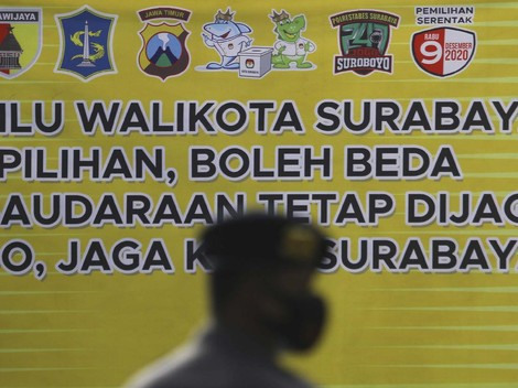 Pelapor Politik Uang di Pilkada Surabaya Bakal Dapat Rp5 Juta