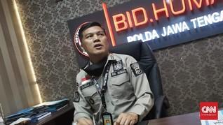 Ketua Komnas Perlindungan Anak Jateng Ditahan Polisi