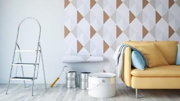 5 Ide Wallpaper Dinding Kamar Tidur Rumah Minimalis
