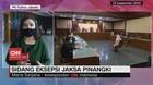 VIDEO: Sidang Eksepsi Jaksa Pinangki