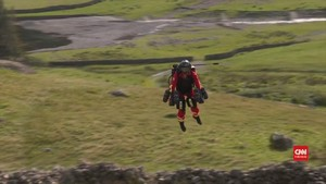 VIDEO: Inggris Ciptakan Perlengkapan 'Dokter Terbang'