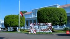 VIDEO: Istana Kibarkan Bendera Setengah Tiang