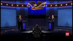 VIDEO: Momen Trump-Biden Saling Interupsi di Debat Capres AS