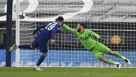 5 Fakta Kemenangan Tottenham Atas Chelsea