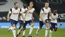 FOTO: Tottenham Singkirkan Chelsea Lewat Adu Penalti