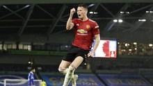 Piala Liga Inggris: Menang 3-0, MU Lolos ke Perempat Final