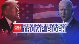 VIDEO: Debat Perdana Calon Presiden AS