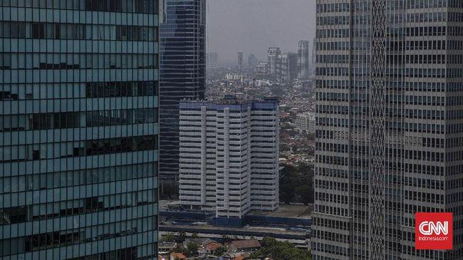 IMF memproyeksikan ekonomi Indonesia tahun ini tumbuh 4,8 persen. Proyeksi ini dipangkas dari sebelumnya sebesar 6,1 persen.