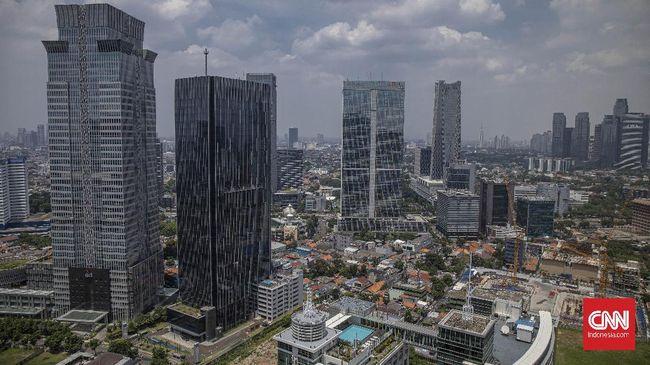 BPS mencatat pertumbuhan ekonomi RI yang minus 2,07 persen pada 2020, pertama kalinya sejak krisis ekonomi 1998 silam.