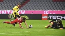Kimmich Cetak Gol Aneh di Bayern vs Dortmund