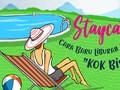 INFOGRAFIS: Staycation, Cara Baru Liburan Keluarga