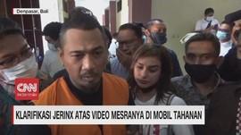 VIDEO: Jerinx Klarifikasi Video Mesra di Mobil Tahanan