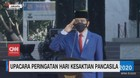 VIDEO: Jokowi Pimpin Upacara Hari Kesaktian Pancasila 2020