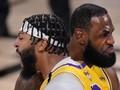 Hasil Final NBA: Lakers Menangkan Gim Pertama