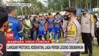 VIDEO: Langgar Protokol, Laga Persib Legend Dibubarkan