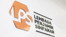 LPS Jamin Duit Masyarakat di Bank Rp3.418 Triliun