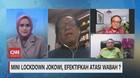 VIDEO: Masyarakat Bingung dengan Istilah Mini Lockdown