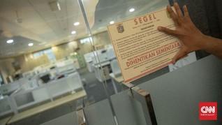 Teriak Pengusaha soal Cacat PSBB DKI Hadapi Massa Rizieq