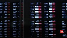 VIDEO: Bursa Saham Jepang Setop Perdagangan Seharian