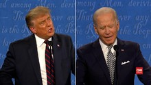 VIDEO: Trump-Biden Ribut, Format Debat Capres AS Diubah