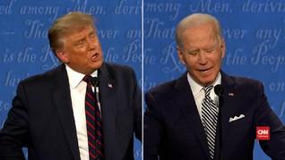 VIDEO: Trump-Biden Ribut, Format Debat Capres AS Diubah