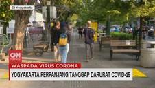 VIDEO: Yogyakarta Perpanjang Tanggap Darurat Covid-19
