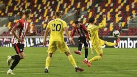 Viral Gol Sensasional Pemain Brentford di Piala Liga