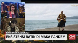 VIDEO: Eksistensi Batik di Masa Pandemi Covid-19