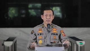 Polri Sebut Senjata Pasokan Oknum Brimob ke KKB Papua Ilegal