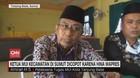 VIDEO: Hina Wapres, Ketua MUI di Sumut Dicopot
