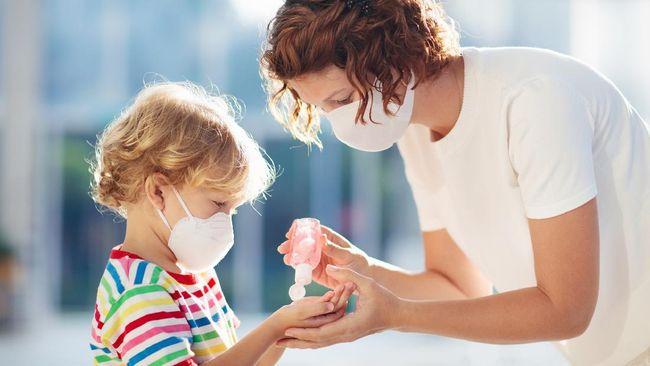 Jumlah anak yang dirawat di Spanyol karena keracunan usai menelan gel pembersih tangan atau hand sanitizer melonjak selama pandemi.