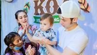 <p>Baby Koa baru saja merayakan ulang tahun pertamanya pada Selasa (29/9/2020). (Foto: Instagram @stefannwilliam)</p>