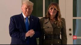 VIDEO: Trump dan Melania Positif Covid-19