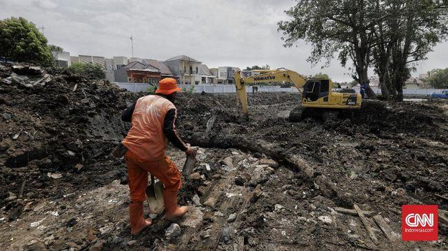 Anies Baswedan tengah menyiapkan waduk baru di wilayah Jakarta Barat untuk mencegah banjir yang kerap terjadi saat musim hujan.