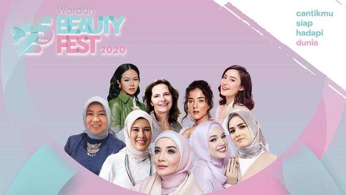 Selebrasi 25 Tahun, Wardah Gelar Festival Kecantikan Virtual 'Cantikmu Siap Hadapi Dunia'